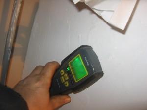 откриване на течове с апаратура