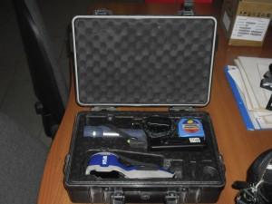 уреди за откриване на течове