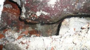 теч от канализация