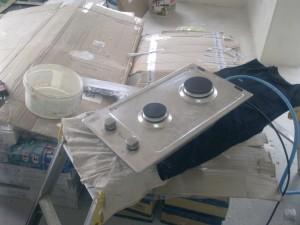 ремонт на газови плотове за вграждане