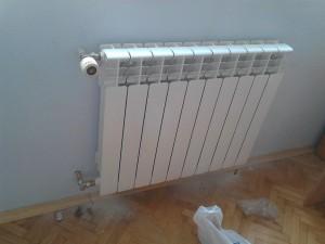 доставка и монтаж на радиатори