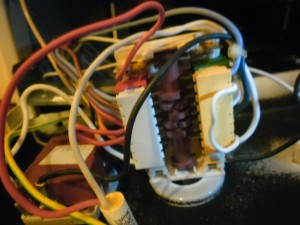 ремонт на проточен бойлер
