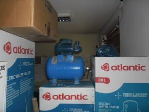 доставка и монтаж на хидрофор