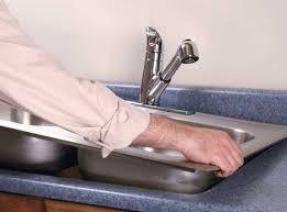 монтаж на мивка